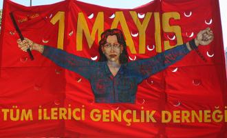 Emekçilerin Birlik ve Dayanışma Gününde, Gençler 1 Mayıs'ta Taksim'de!