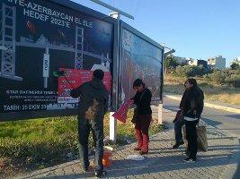Emekçi Üniversitesi şiarı Buca'da yükseliyor