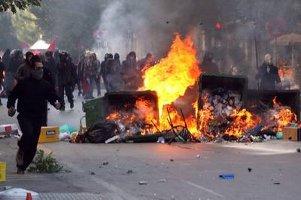 Yunanistan'da iki günlük genel grev