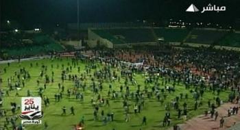Futbol maçının sonucu: 76 ölü 1000 yaralı!