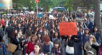 Ankara Kadın Platformu kürtaj hakkı için yürüdü
