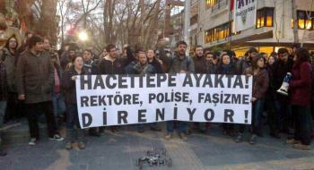 Hacettepe Üniversitesi öğrencileri yalnız değildir
