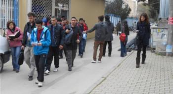 Marmara Üniversitesi'nde YÖK'e geçit yok!