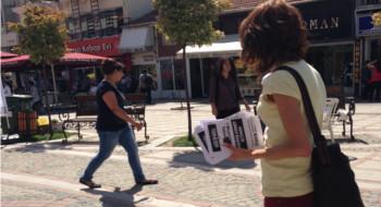 Edirneli İlerici Gençler, 1 Mayıs'ta Taksim'e çağrısını yükseltiyor