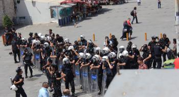Gezi Parkı Direnişi Devam Ediyor!