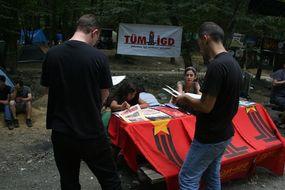 TÜM-İGD Barışarock'a katıldı