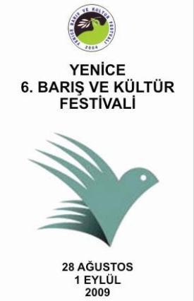 Yenice 6. Barış ve Kültür Festivali başlıyor