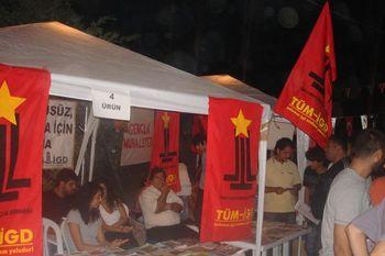 6. Yenice Barış ve Kültür Festivali sona erdi
